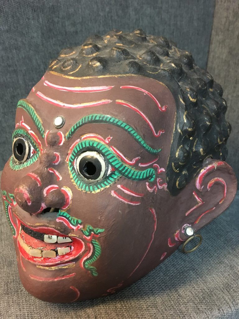 Mask from Thailand